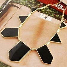 Hot Sale Luxury Black Nice Sharp European Style Fashion Necklace
