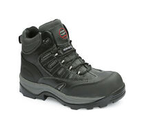 WORKFORCE 'AIRSAFE'  AS-C1 WATERPROOF COMPOSITE TOE LEATHER SAFETY WORK BOOTS