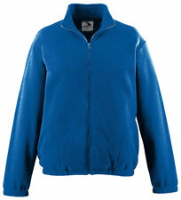 Augusta Sportswear Men's Pill Free Ultra Soft Chill Fleece Full Zip Jacket. 3540