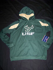 ProPlayer Men's University of South Florida USF Bulls Hoodie NWT