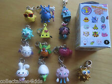 Moshi Monsters Zippsters collection: pick your Zippsters (brand new)
