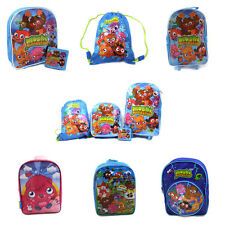 Moshi Monsters Backpack | Moshi Monster Rucksack | Various Designs | NEW W/TAGS