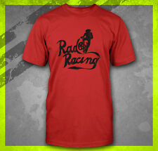 RAD RACING BMX MOVIE CRU JONES RETRO 80'S MOVIE BIKING BIKE X GAMES T-SHIRT TEE