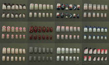 Selections of 24 Pieces Pre-Designed Whole Nails - DIY Whole Nails