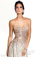 95007P TERANI COUTURE PROM DRESS ~ LOWEST PRICE GUARANTEE ~ * SIZES 0 - 18 *