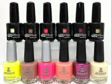 Jessica - GELeration + Nail Lacquer DUO 15ml/.5oz - Pick your color