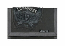 Guinness Wings Canvas Wallet Grey