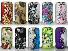 For HTC Mytouch 4G Flower Vines Colorful Hard Snap On Cover Case Accessory