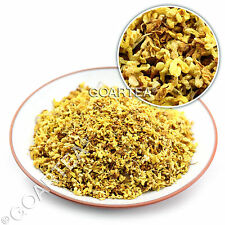Organic Golden Sweet Osmanthus Fragrans Natural Dried Chinese Herbal Flower Tea