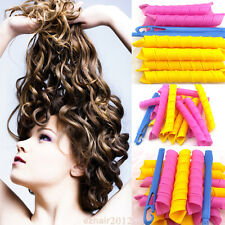 Long 55cm 2 5cm Magic Ringlet Hair Curlers Leverag