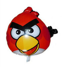 "18"" Inch Red Bird Balloon Happy Birthday Party Baby Shower"