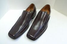 BRAND NEW MEN'S FASHION FORMAL DRESS SHOES IN BROWN COLOR US SIZE 8-13