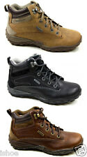 Caterpillar Cat Avail Waterproof Leather Casual Outdoor Ankle Boots Size 6-12