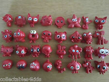 Winter Wonderland Moshi Monsters Moshlings: pick your rare Bauble Red figures