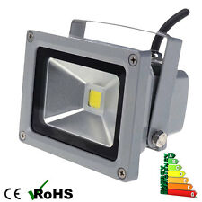 2 x10W SMD Led Flood Lights Waterproof IP65 Classic work security garden