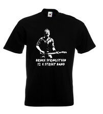 Bruce Springsteen E Street Band Tee Shirt 10 Colours - All Sizes - Brand New