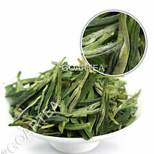 Organic An ji Bai Cha Long Jing White Dragon Well Loose Spring Chinese GREEN TEA