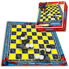 Official Spiderman Board Game Boardgame Retro Kids Travel Toys Christmas Gift