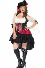 Plus Size Sexy Pirate Wench Costume