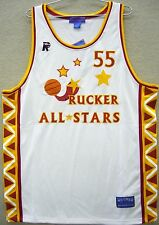 "Rucker ""All-Stars"" Throwback Basketball Jersey - Stall & Dean NWT All Sizes"