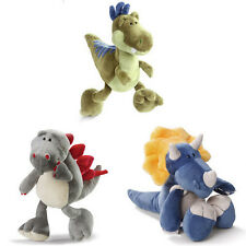 Nici plush toy stuffed doll Dinos Dinosaur Brothers birthday Christmas gift 1pc