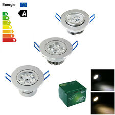 Dimmable LED Down Light Bulb Recessed Ceiling 9W 12W 15W Lamp Living/Dining Room