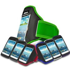 JOGGING ACTIVE SPORTS GREEN ARMBAND FOR VARIOUS MOBILE PHONES