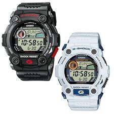 Casio G-Shock Black and White Gents Digital Sports Watches