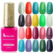 Nail Art Soak Off Polish 120 Colors UV Gel Decoration LED Lamp Manicure Tips 03