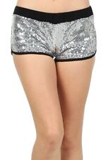 Sequin Shorts, Sequin Booty Shorts, Sequinned Running Shorts, Many Colors