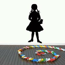 DOROTHY WIZARD OF OZ WALL ART DECAL STICKER CHOOSE FROM 21 DIFFERENT COLOURS