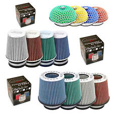 Performance Air Filters - Universal Fit Uprated Cone & Mushroom Car Filter Ash