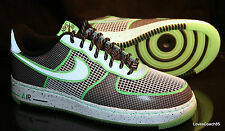 "Nike Air Force 1 Low Supreme I/O DB ""Doernbecher"" Black/Poison Green 585195-003"