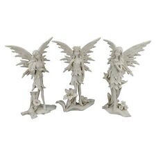 LESSER AND PAVEY LEONARDO COLLECTION FAIRY PARADISE FAIRY FIGURINE (3 DESIGNS)