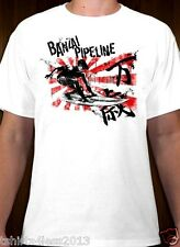 BANZAI PIPELINE SURFER T-SHIRT SIZE SMALL TO 4XL NEW!!