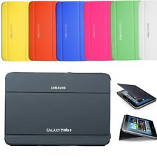 "Slim Thin Case BOOK Cover For Samsung Galaxy Tab 3 10.1 10.1"" P5200 P5210"