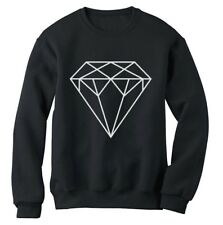 DIAMOND Sweatshirt disobey YOLO Swag dope Bro Dripping wasted youth ASAP HIPSTER