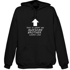BROTHER PERSONALISED HOODY AWESOME BEST GIFT XMAS