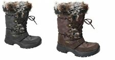 White Rock Crystal Thermal Snow Boots