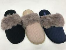 Soft Furry Warm Comfy Casual Indoor Women Girl Lady Winter Slippers Shoes 61186