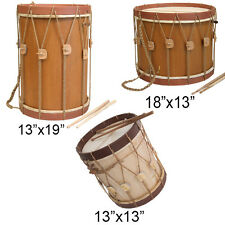 Various Renaissance Drums of Various Sizes, High quality Renaissance Drum