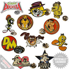 Metal Pin Badges - Looney Tunes Enamel Pin Badges Clothing Accessories Cool Gift