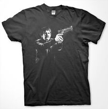 CHARLES BRONSON - High Quality T Shirt DEATH WISH Action Movie RETRO Badass