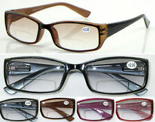 L440 BIFOCAL Tinted Lens Reading Glasses+50+75+1.+100+1.25+125+1.5+150+175+2.+3.