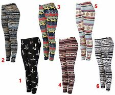 Warm Winter Women's Knitted Leggings Pants