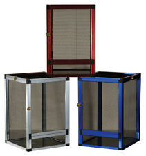 INSTACAGE Screen Reptile Cage Habitat Medium 3 COLORS!
