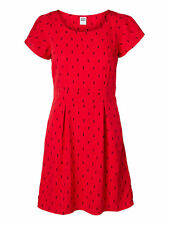 Vero Moda Emma Short Dress - Red