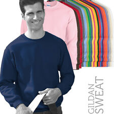 Gildan - 18000 -  Mens Classic Fit Heavy Blend Crewneck Sweatshirt (30 Cols)