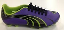 YOUTH SOCCER futbol shoes CLEATS Puma Jr NIB