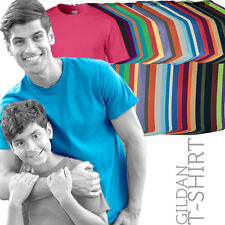 Gildan - G5000 - Mens Heavy Cotton T-Shirt Tee (45 Cols)